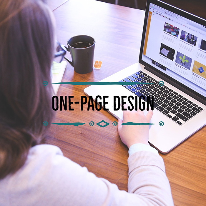 One-Page Design