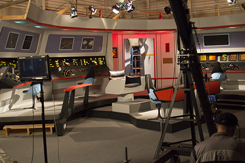 Star Trek Continues - Bridge Set