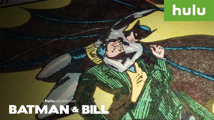 Batman And Bill Is One Of The New Shows Streaming On Hulu