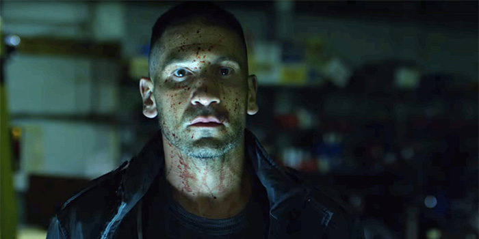 Punisher is another new show streaming on Netflix