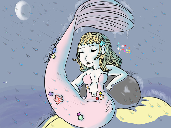 mermay mermaid number eighteen
