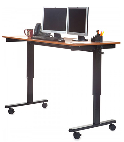 Adjustable Stand Up Desk - Father's Day Gift Ideas