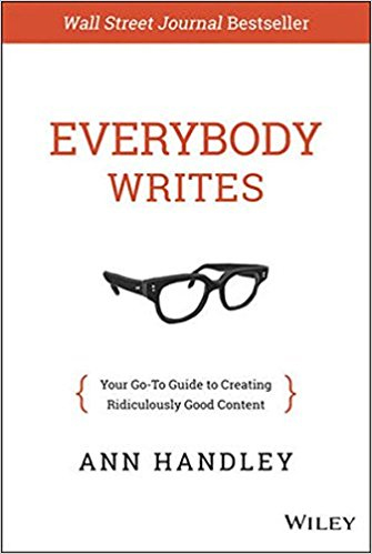 Everybody Writes is another one of our Father's Day Gift Ideas