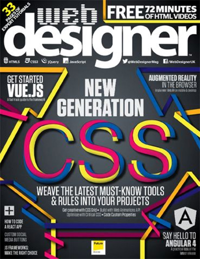 Web Designer Magazine - Father's Day Gift Ideas