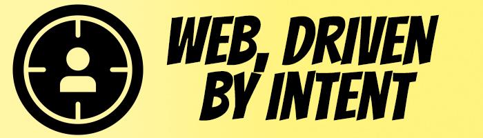 Purpose Driven Web